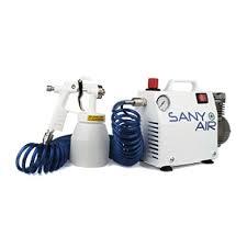 SANY AIR per la sanificazione effettiva di tutte le superfici